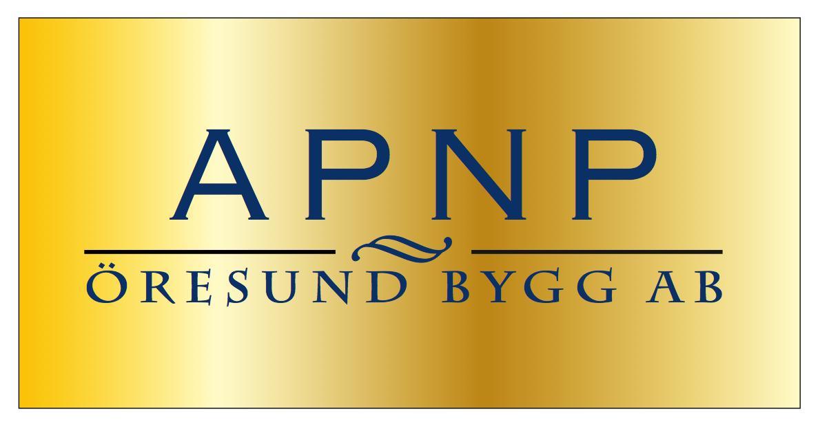APNP Öresund Bygg AB