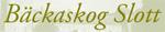 Bäckaskogs Slott AB
