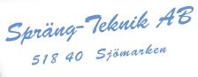 Sprängteknik i Sjömarken AB