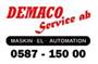 DEMACO Service AB