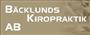 Bäcklunds Chiropraktik AB