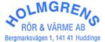 Holmgrens Rör & Värme AB