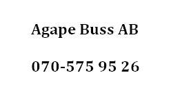 Agape Buss AB