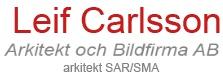 Leif Carlsson Arkitekt & Bildfirma AB