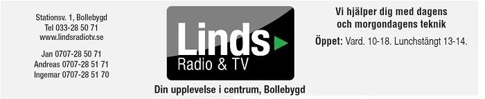 Jan Linds Radio & TV