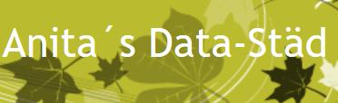Anita's Data-Städ