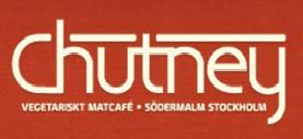 Chutney Bar & Matsal AB