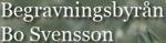 Begravningsbyrån Bo Svensson AB