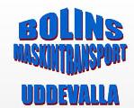 Bolins Maskintransport AB