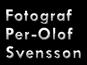 Fotograf Per-Olof Svensson