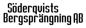 Söderqvist Bergsprängning AB
