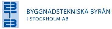 Byggnadstekniska Byrån Sverige AB